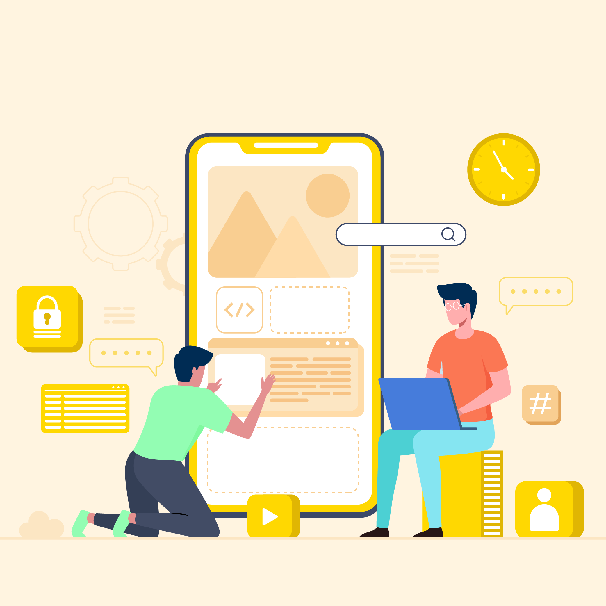 The Most Effective Way of Mobile App Development