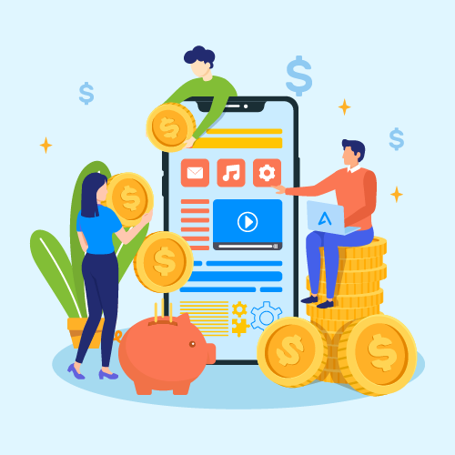 Earn Revenue from Your App with AppInventiv- Top iPhone App Development Company