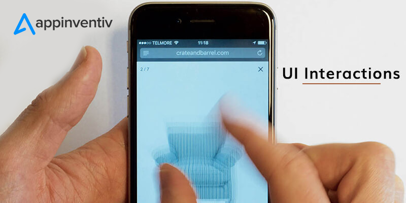 UI Interactions