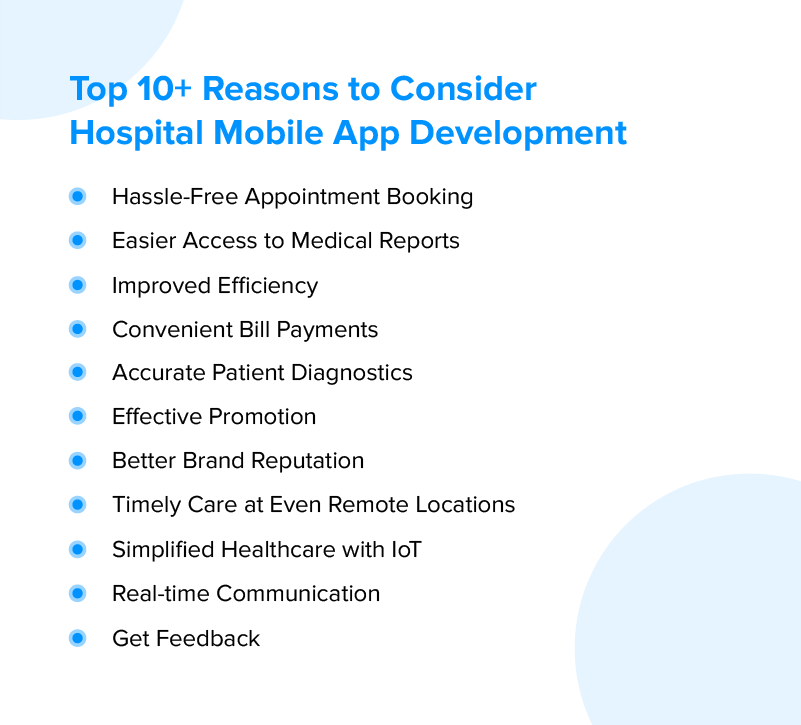 Reasons to Consider Hospital Development