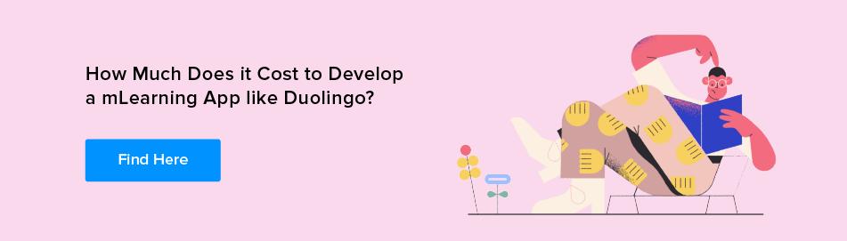 Develop App like Duolingo