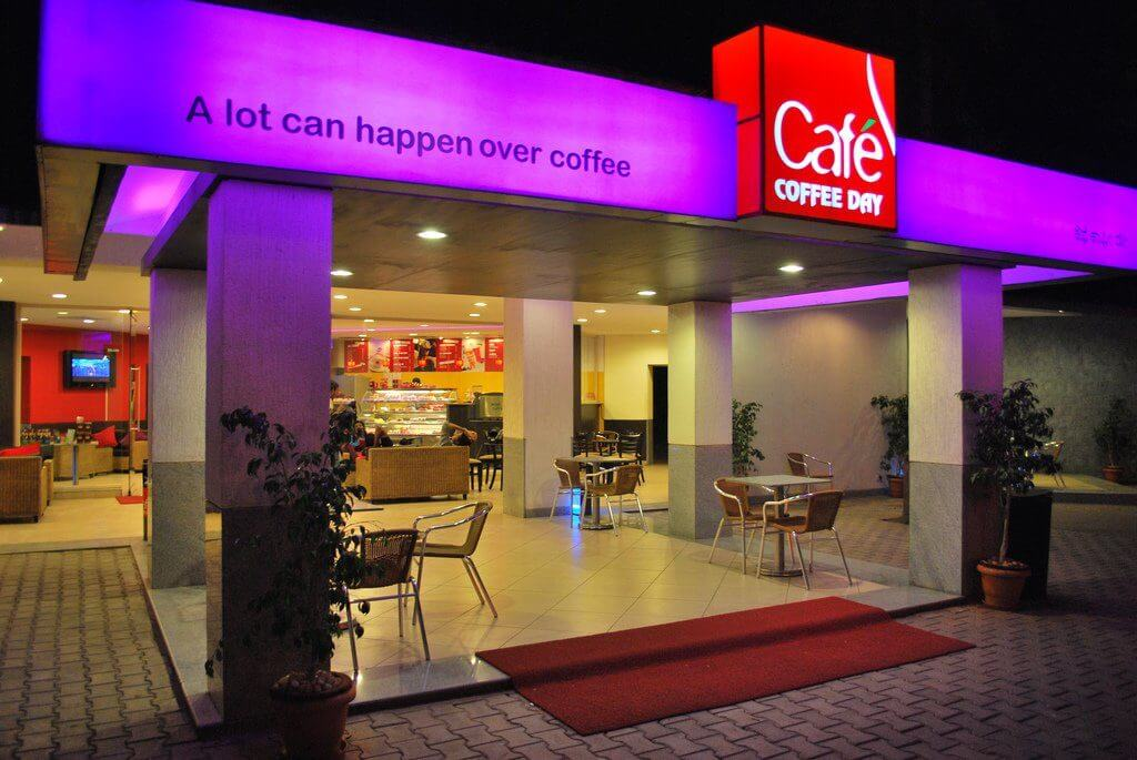 CCD - Our working place for quite some months