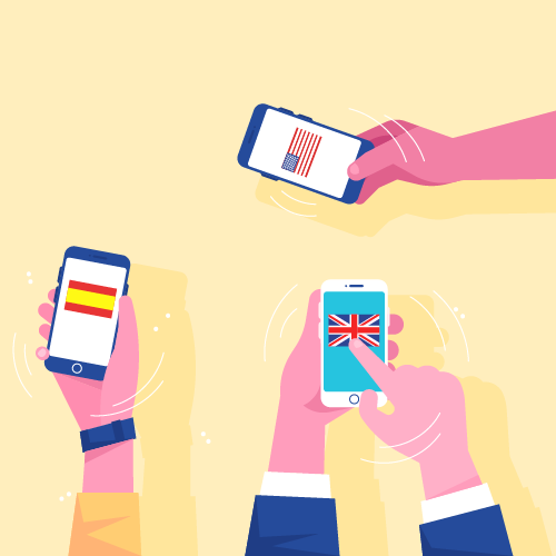 Mobile App Localisation to Increase its Conversion Rate by 200%