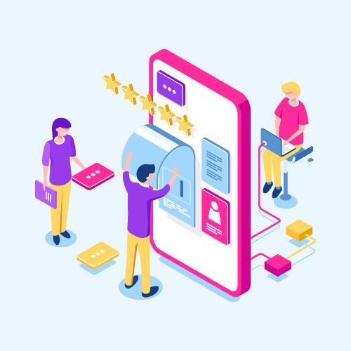 Enhance Mobile App Design by Improving Its UI