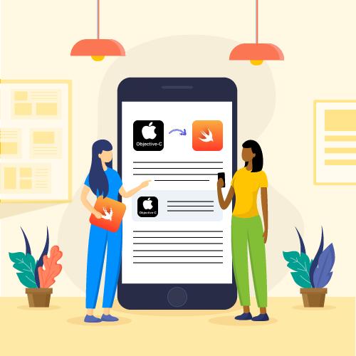 Full Objective C App To Swift