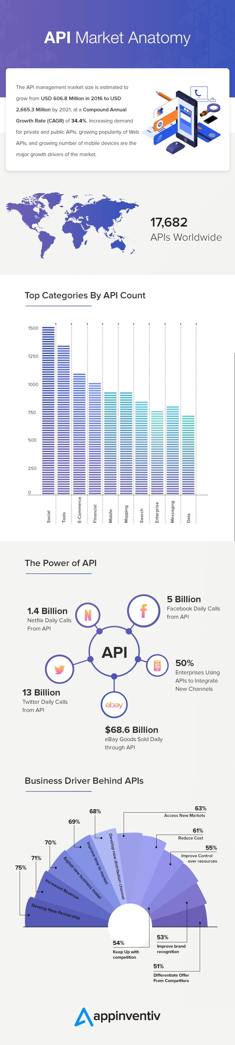 Anatomy of The Growing API Market