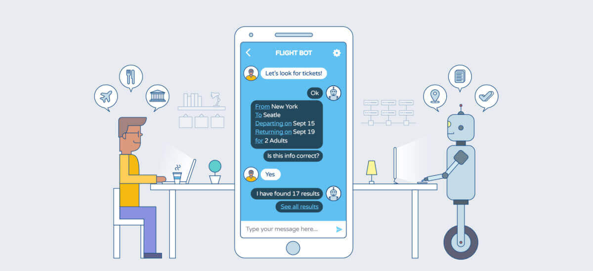 Amazing Chatbot Design Strategy 2018