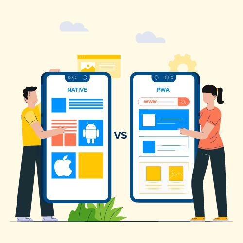Native vs Progressive Web Apps