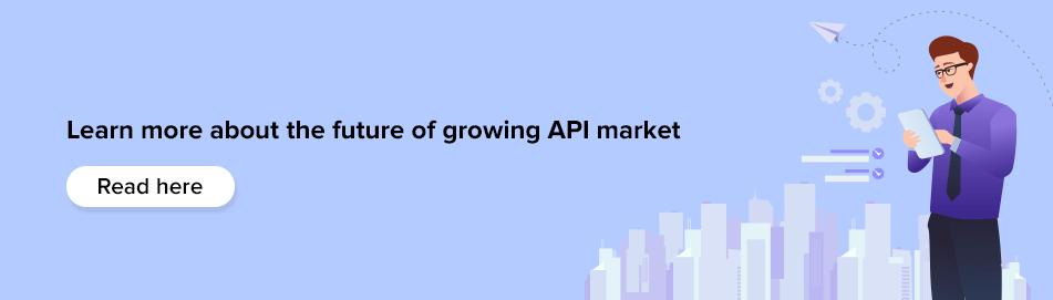 future of API market