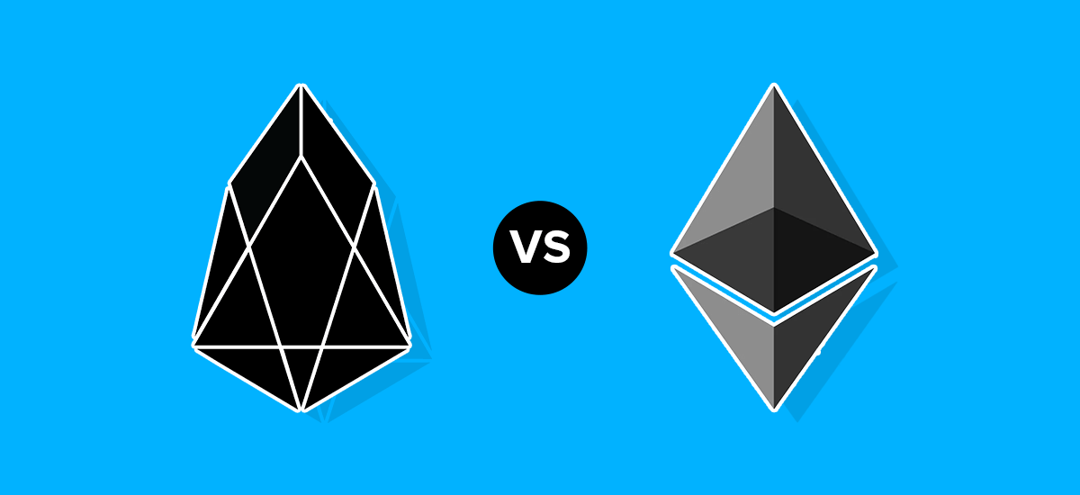 EOS vs Ethereum Who Will Win the Title of Best Smart Contract Platform