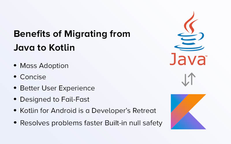 Benefits of migrating from Java to Kotlin