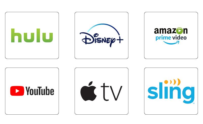 Top competitors of Netflix