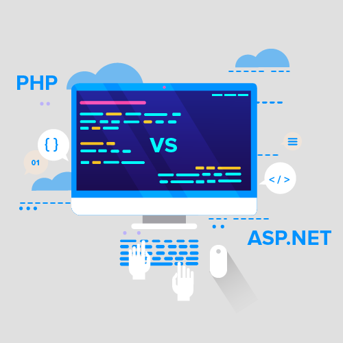 ASP.NET vs PHP- What to Choose for Your App Needs