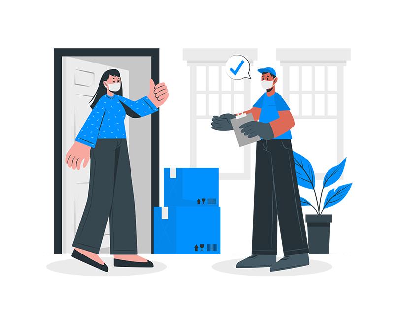 Postmates revenue model