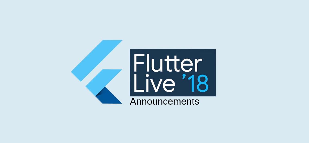 Flutter Live Announcements