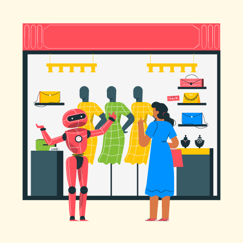 Impact of AI in Retail