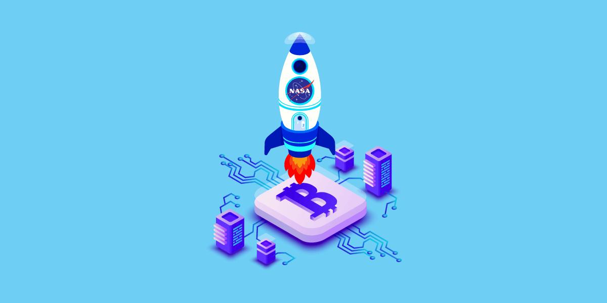 NASA and Aerospace warming up to Blockchain Technology