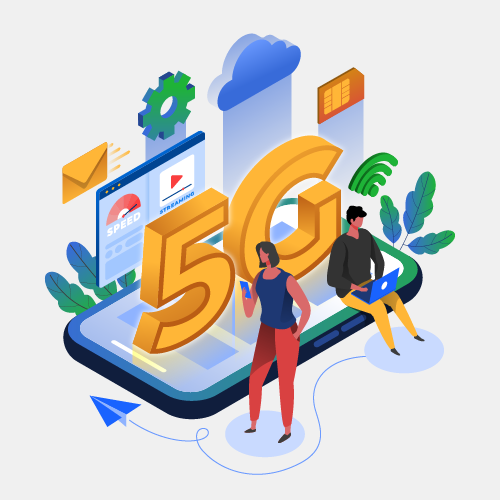 Impact of 5g Network in Mobile Apps