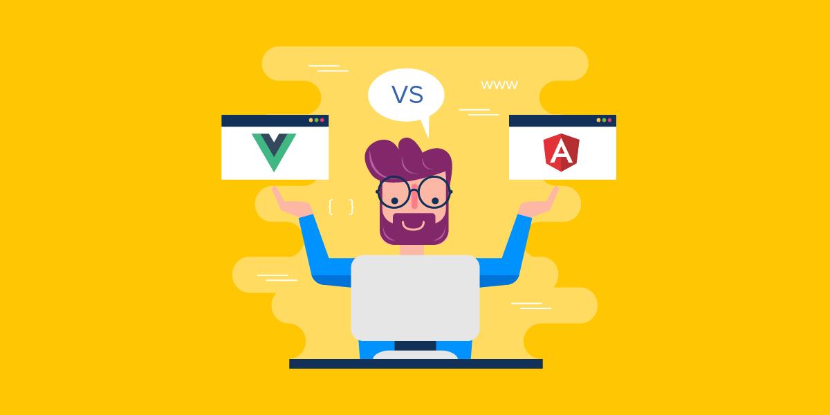 Vue.js vs Angular Which JavaScript Framework to Choose