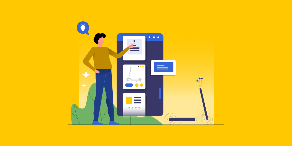 How to start eScooter App Business {An Indepth Guide}