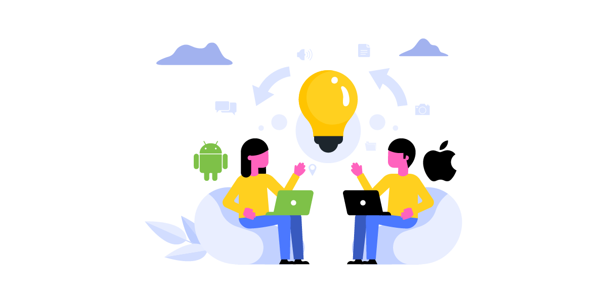 9 Features that Android Borrowed from Apple's iOS