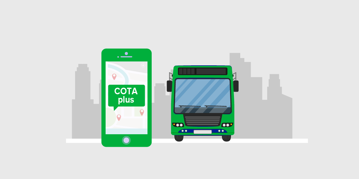 COTA Launches An On-Demand Ride Service in Grave City, Ohio