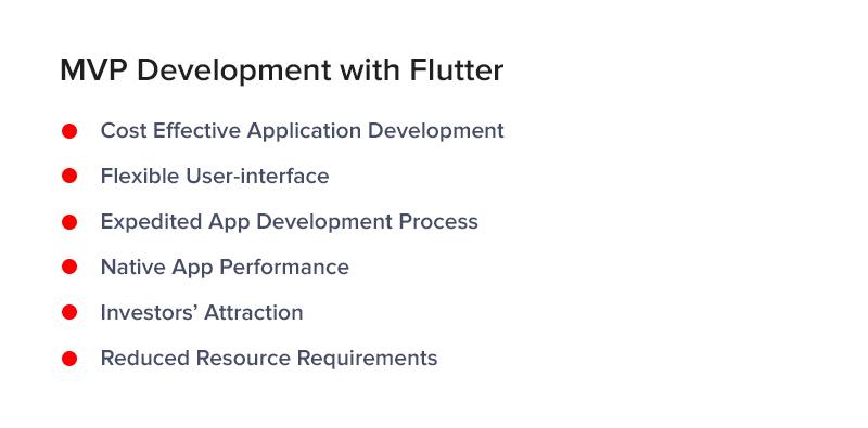 MVP Development in Flutter