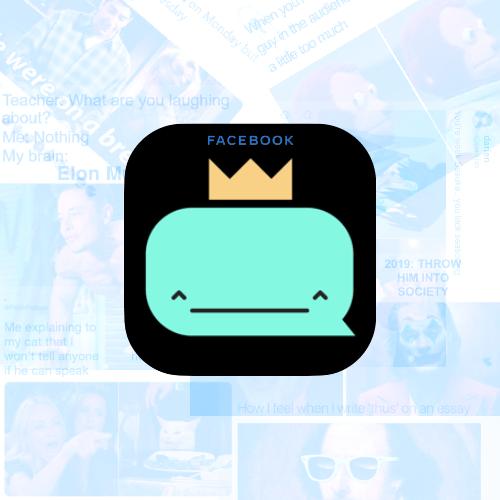 Facebook Launches Whale, A Meme-Making App