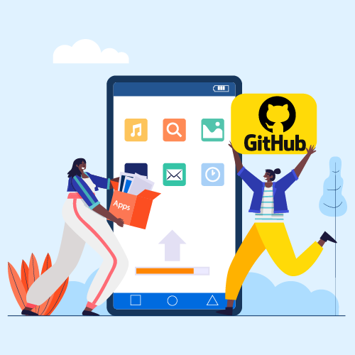 GitHub launchs Android and iOS apps