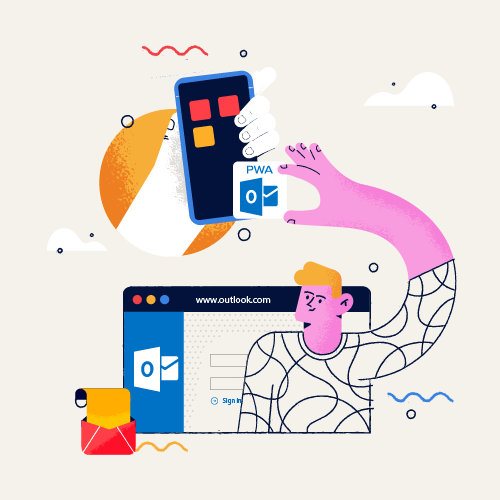 Microsoft Is Turning Outlook Into A PWA