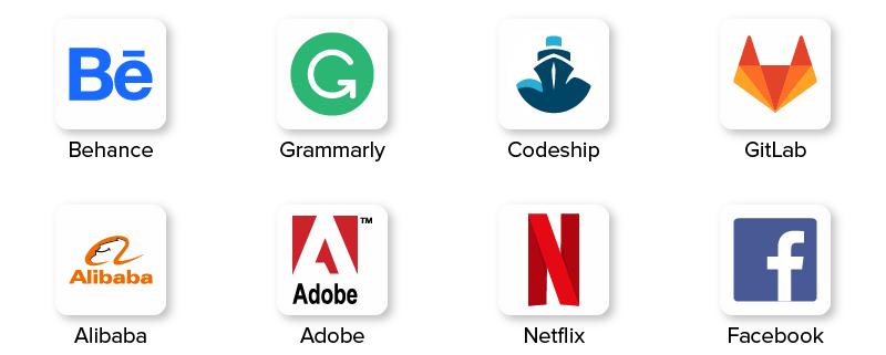 Popular brands trusting Vue.js for their development needs