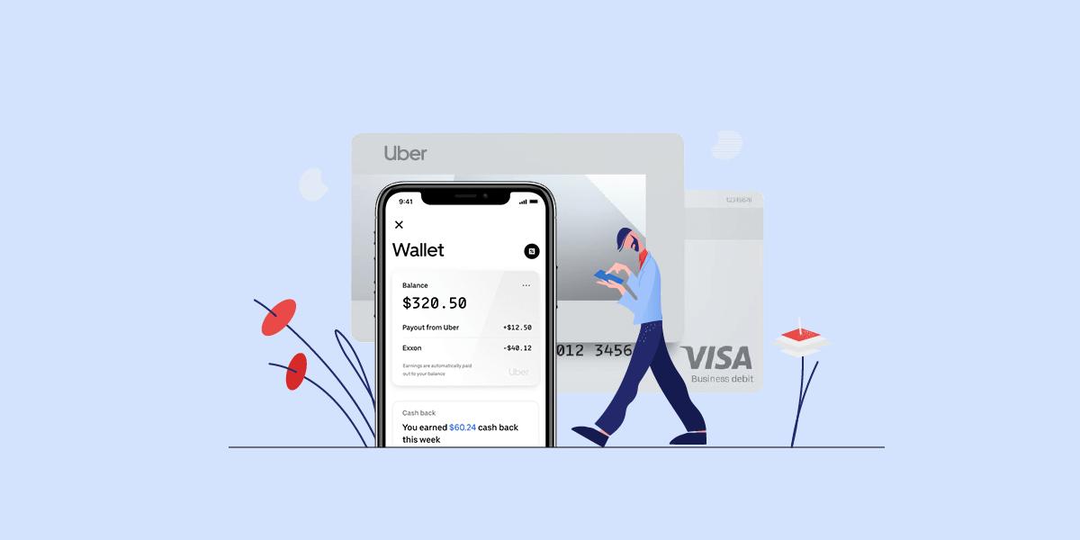 Uber Introduced Digital Financial Service uber money
