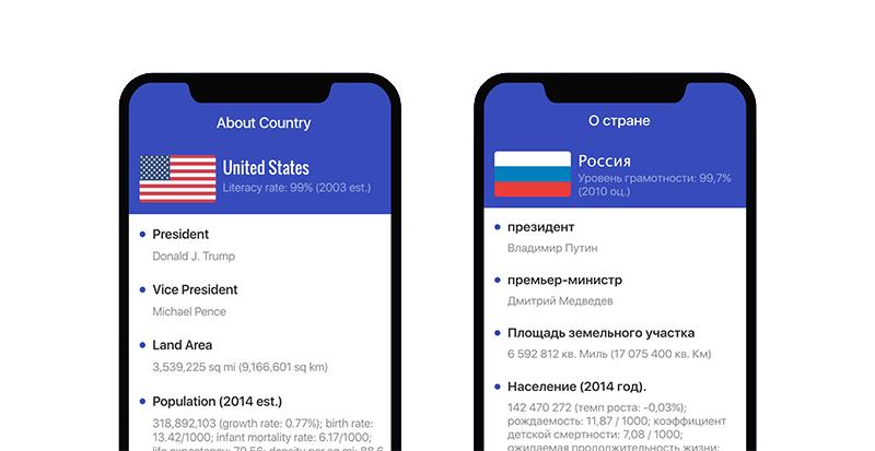 apps multiple languages