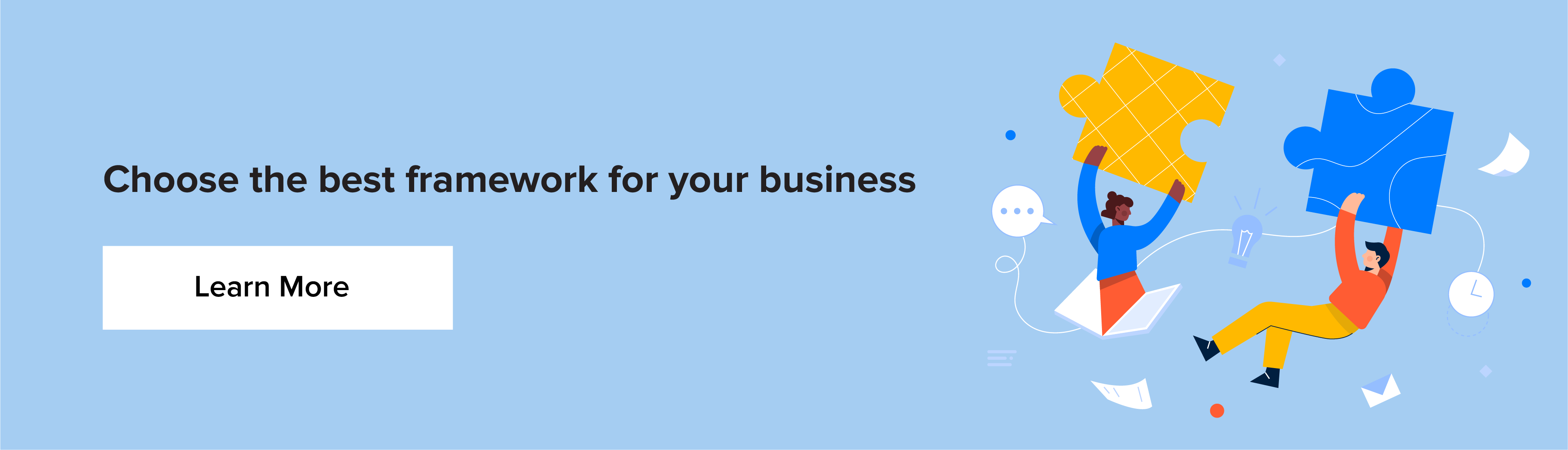 Framework for your business