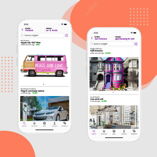 Craigslist Finally Gets its Official Mobile App