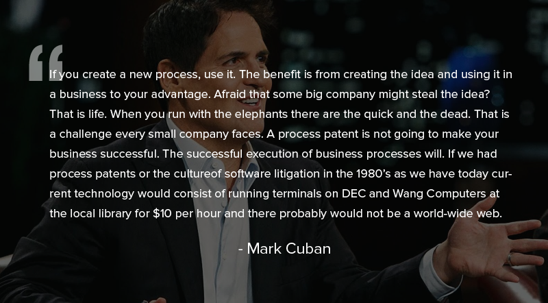 Quote by Mark Cuban