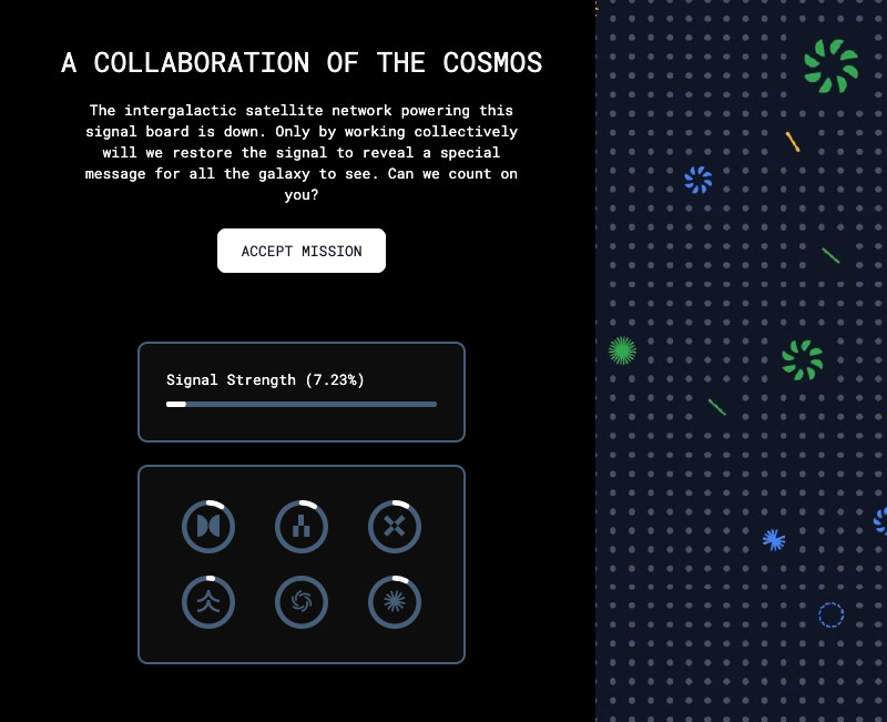 A Collaboration of the Cosmos