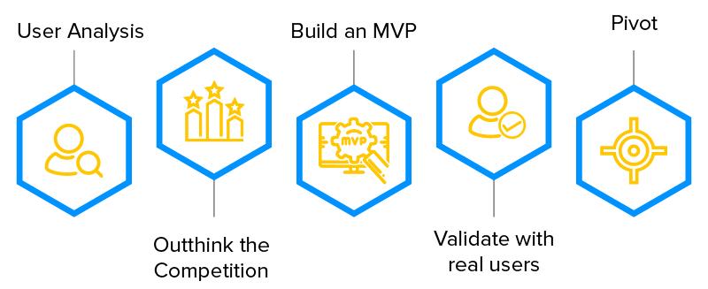 pivot  idea into a viable business
