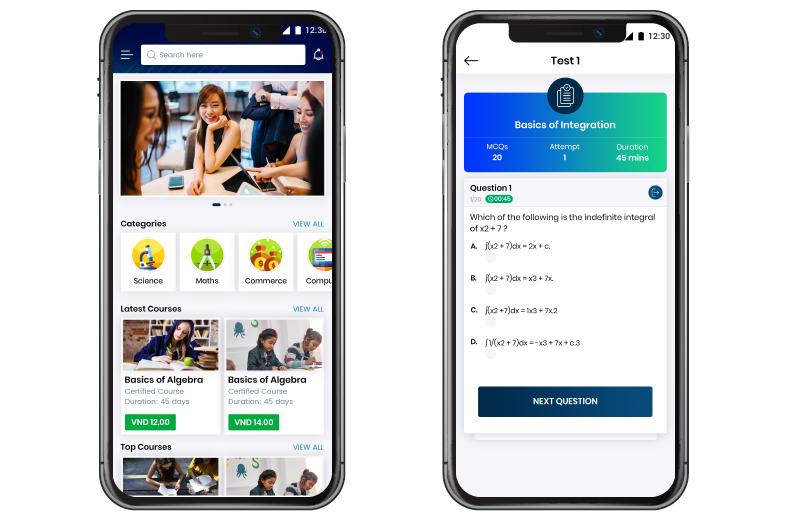 Nova Learning Management App