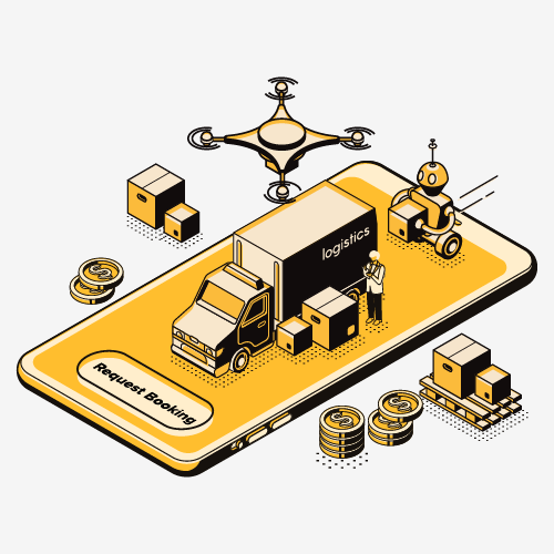 How Much Does On-demand Logistics App Development Costs?