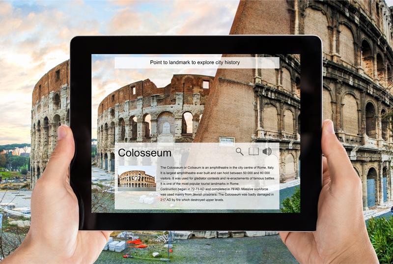 Augmented Tourist Destinations