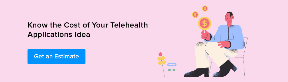 Know the cost of your telehealth application idea