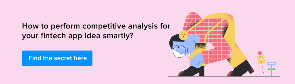 find here competitive analysis strategy for fintech startups
