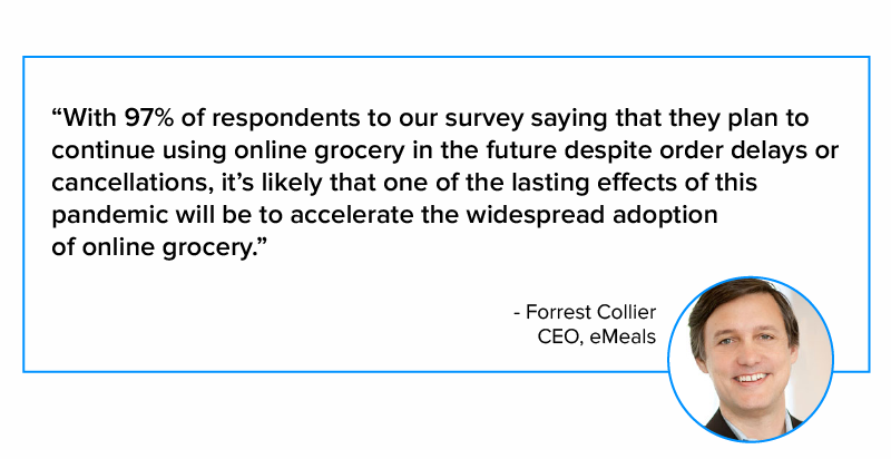 quote by ceo emeals