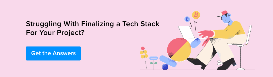 finalize tech stack for your project here