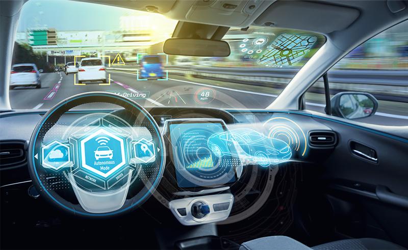 Self-driven vehicles