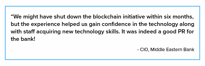 Quote by CIO-Middle eastern bank