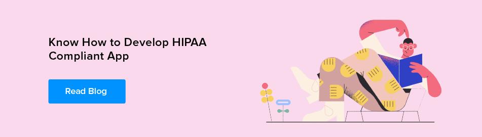 hippa compliance app development