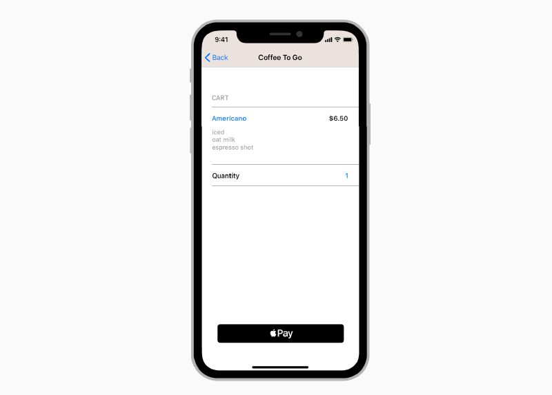 apple pay integration through sign in with apple