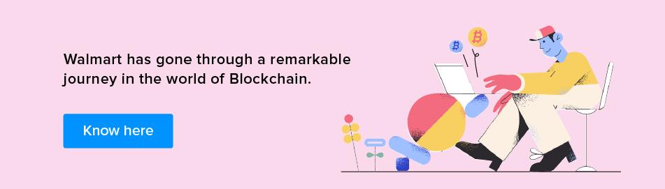 walmart's journey in the world of blockchain